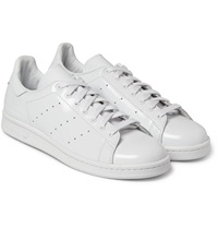 Adidas White Mountaineering Stan Smith Patent Leather Sneakers