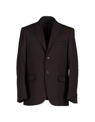 Mario Matteo Mm By Mariomatteo Blazers Dark Brown