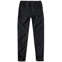 White Mountaineering Puckering Easy Pant Black
