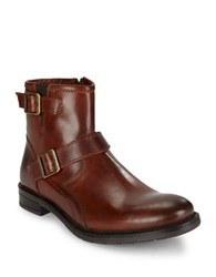 Gbx Braddock Leather Boots Camel