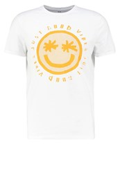 Your Turn Print Tshirt White