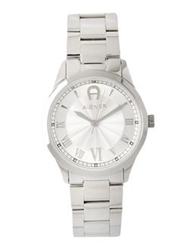 Aigner Wrist Watches Silver