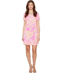Lilly Pulitzer Upf 50 Tammy Dress Amethyst Sunseekers Women's Dress Pink