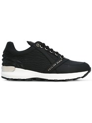 Philipp Plein Twenty First Sneakers Black