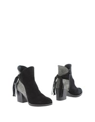 Gaimo Ankle Boots Black