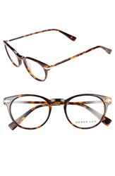 Derek Lam Women's 48Mm Glasses Havana Tortoise