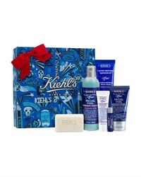 Kiehl's Limited Edition Ultimate Man Full Body Refueling Set 84 Value