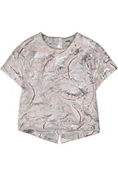Adam By Adam Lippes Brocade Top