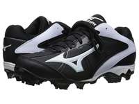 Mizuno 9 Spike Advanced Finch Elite 2 Black White Women's Cleated Shoes