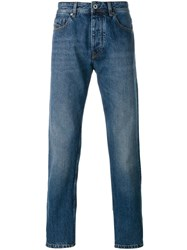 Diesel Black Gold Regular Jeans Blue