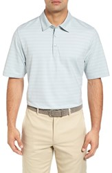 Cutter And Buck Men's Big Tall Shoregrass Stretch Polo Pulse
