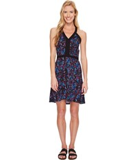 Soybu Amble Dress Slick Women's Dress Blue