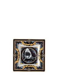 Versace Bruce Le Regne Animal Valet Tray Multicolor