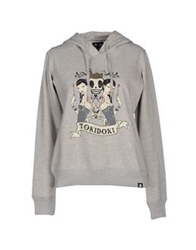 Tokidoki Sweatshirts Light Grey