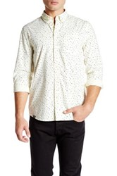 Wesc Orien Printed Relaxed Fit Shirt White