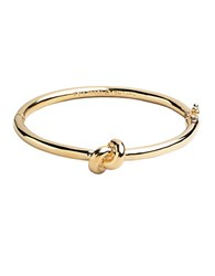 Kate Spade Sailor's Knot Bangle Gold