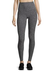 Beyond Yoga Space Dye High Waist Leggings Black White