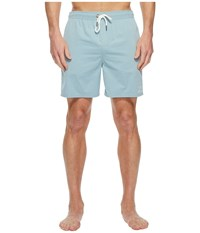 Rvca Horton Elastic Trunk Arona Blue Men's Swimwear