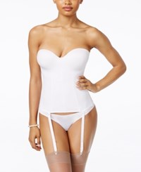 Carnival Seamless Bustier 426 White