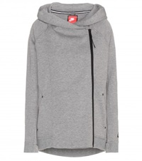 Nike Tech Fleece Cotton Blend Jacket Grey