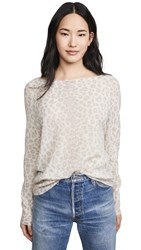 360 Sweater Irina Sorbet Chalk