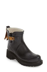 Women's Ilse Jacobsen Short Waterproof Rubber Boot 2' Heel