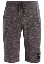 Russell Athletic Sports Shorts Charcoal Grey Dark Grey