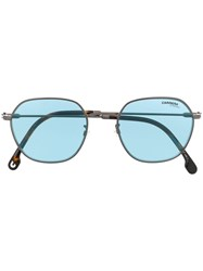 Carrera Square Tinted Sunglasses Black