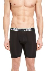 Andrew Christian Men's Vibe Tagless Action Boxer Briefs