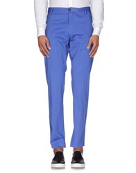 Ganesh Trousers Casual Trousers Men Pastel Blue