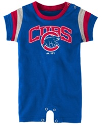 Majestic Babies' Chicago Cubs Batter Romper