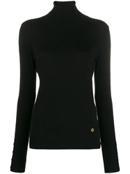 Trussardi Jeans Long Sleeve Turtle Neck Top 60