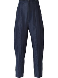 Henrik Vibskov 'Sap' Trousers Blue