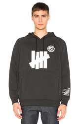 Undefeated X Shoyoroll Syr Technical Hoodie Black