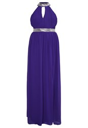 Tfnc Leonelle Occasion Wear Blue Berry