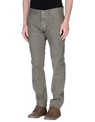 M.Grifoni Denim Trousers Casual Trousers Men Lead