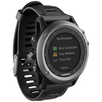 Garmin Fenix 3 Gps Multisport Watch Grey