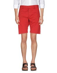 Beverly Hills Polo Club Trousers Bermuda Shorts Maroon