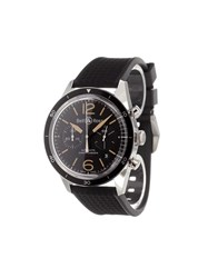 Bell And Ross 'Br 126 Sport Heritage' Analog Watch Stainless Steel