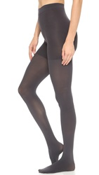Spanx Luxe Leg Tights Charcoal
