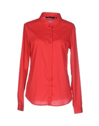 Silvian Heach Shirts Shirts Women Red