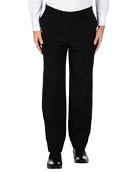 J.W. Tabacchi Casual Pants Black