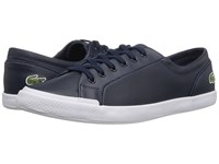 Lacoste Lancelle Bl 1 Navy Women's Shoes