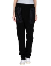 Ring Casual Pants Black
