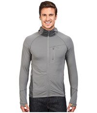 Outdoor Research Transition Hoodie Pewter Charcoal Men's Sweatshirt Gray