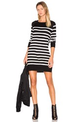 Cupcakes And Cashmere Grandview Dress Black And White