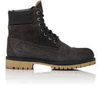 Timberland Men's 6 Inch Boots Black