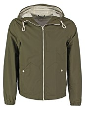 Pier One Summer Jacket Khaki