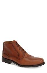 Lloyd 'Tivoli' Plain Toe Boot Men Brown