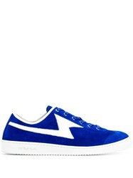 Paul Smith Ps Low Top Lightning Sneakers Blue